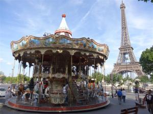 Eiffelturm im Paris