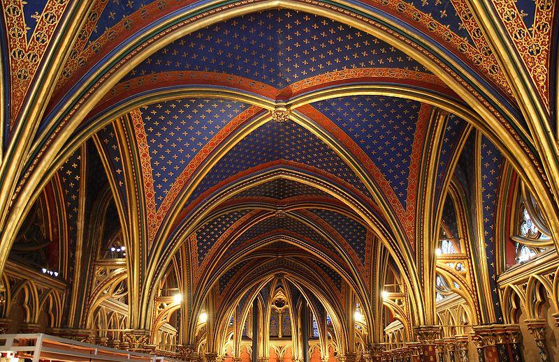 Unterkapelle Sainte Chapelle