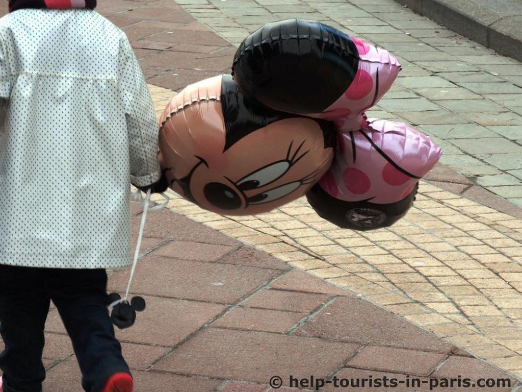 Besuch im Disneyland Paris
