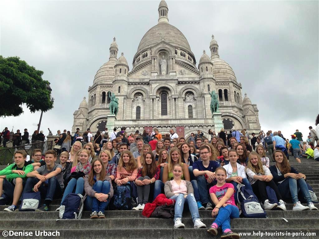Stadtführungen Paris für Schülergruppen
