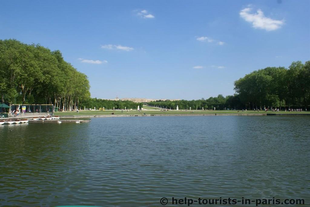 Das Schloss von Versailles