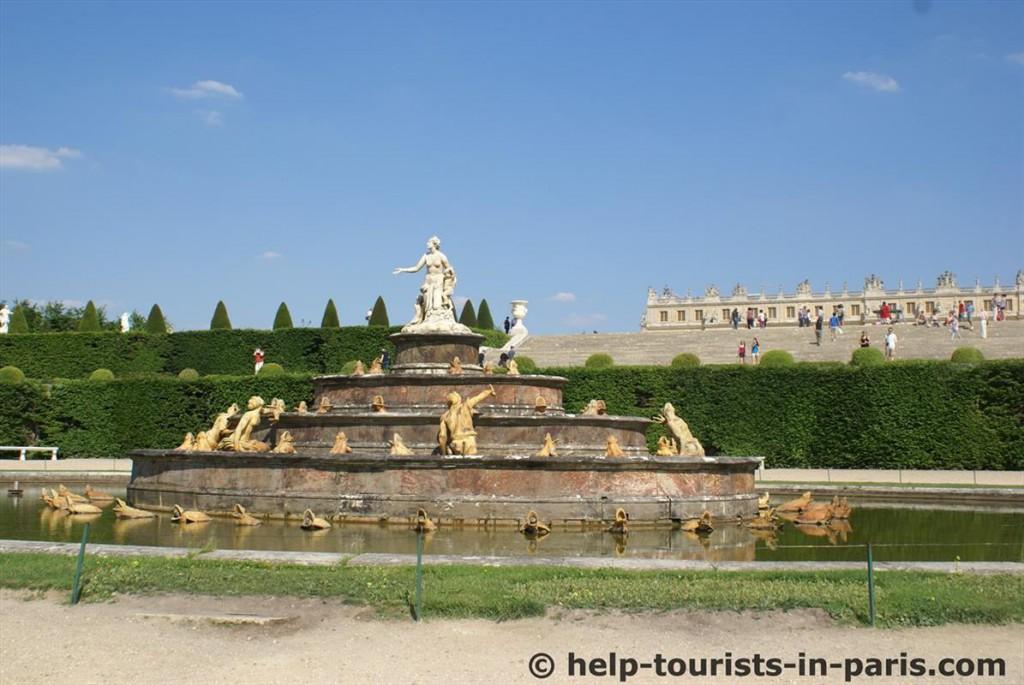 Ausflug nach Versailles