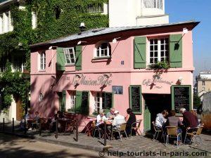 Stadtführung durch Montmartre in Paris