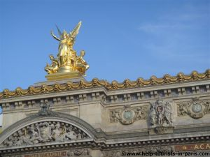 Opera Garnier in Paris
