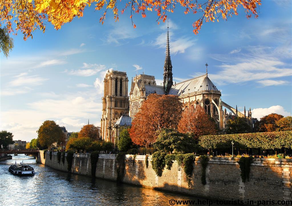 Notre Dame Kathedrale Paris