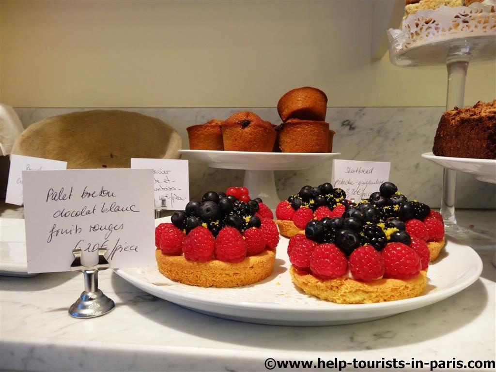Frühstückslokal Claus Paris
