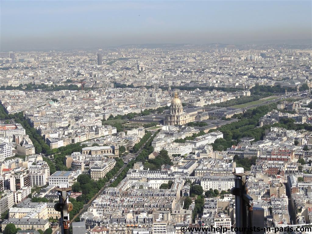 Aussichtsplattform Tour Montparnasse