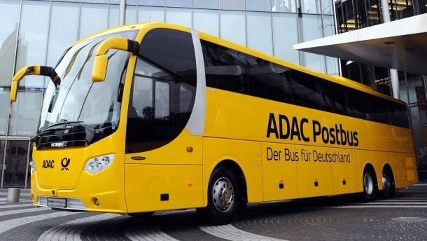 MIt dem Bus nach Paris