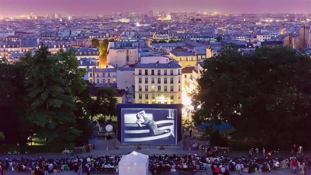 Cinema Open Air Paris