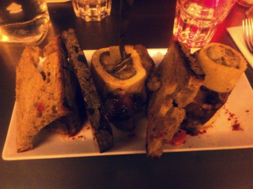 Knochenmark Restaurant Paris