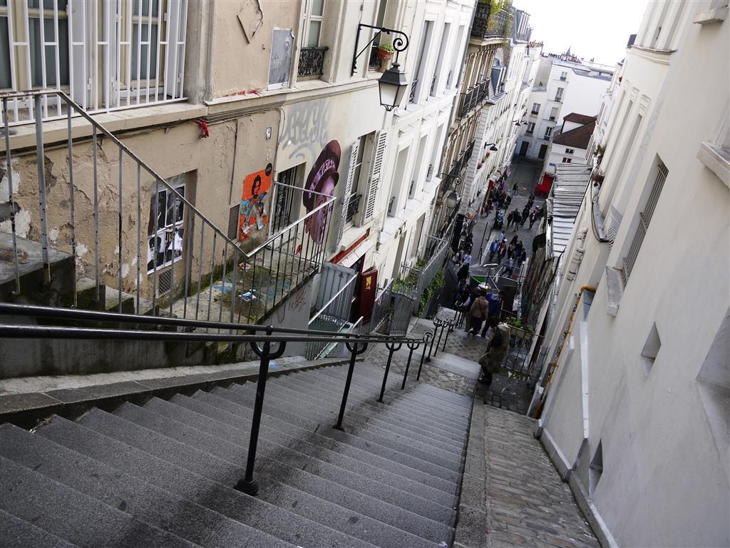 Montmartre Treppen Paris