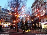Weihnachtsdekoration Paris