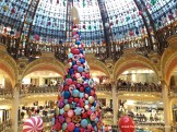 Galeries Lafayette Weihnachtsbaum 2017