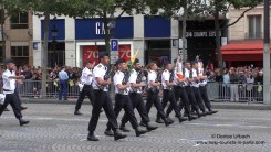 Militärparade paris 14. Juli