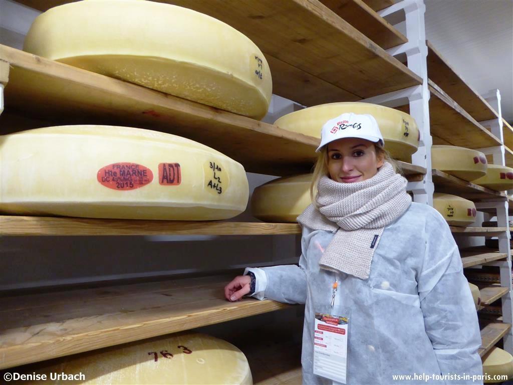 Besuch in Rungis Denise Urbach