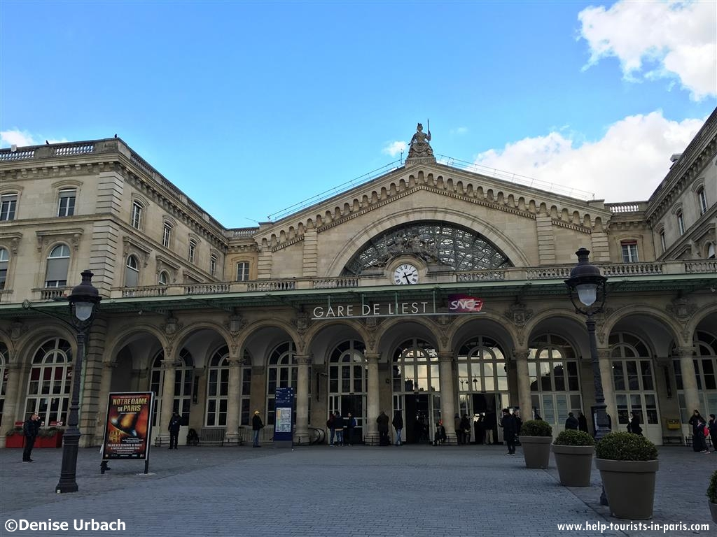 Gepäckaufbewahrung Paris