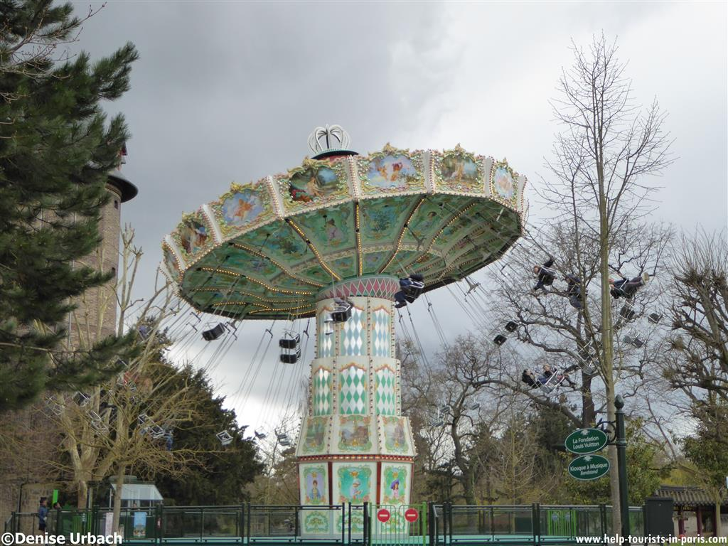 Jardin d'Acclimatation Paris