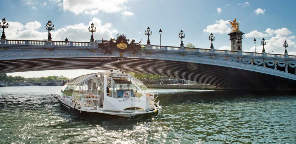 Pont Alexandre III. Paris