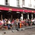 Café Terrasse in Paris