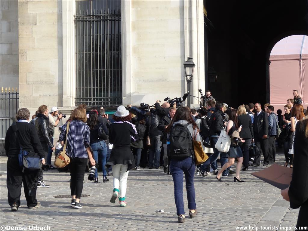 Fashion Week Paris Fotografen
