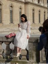 Fashion week Paris: Social Media nach der Modenschau