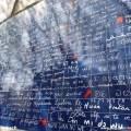 Mur des je t'aime in Paris