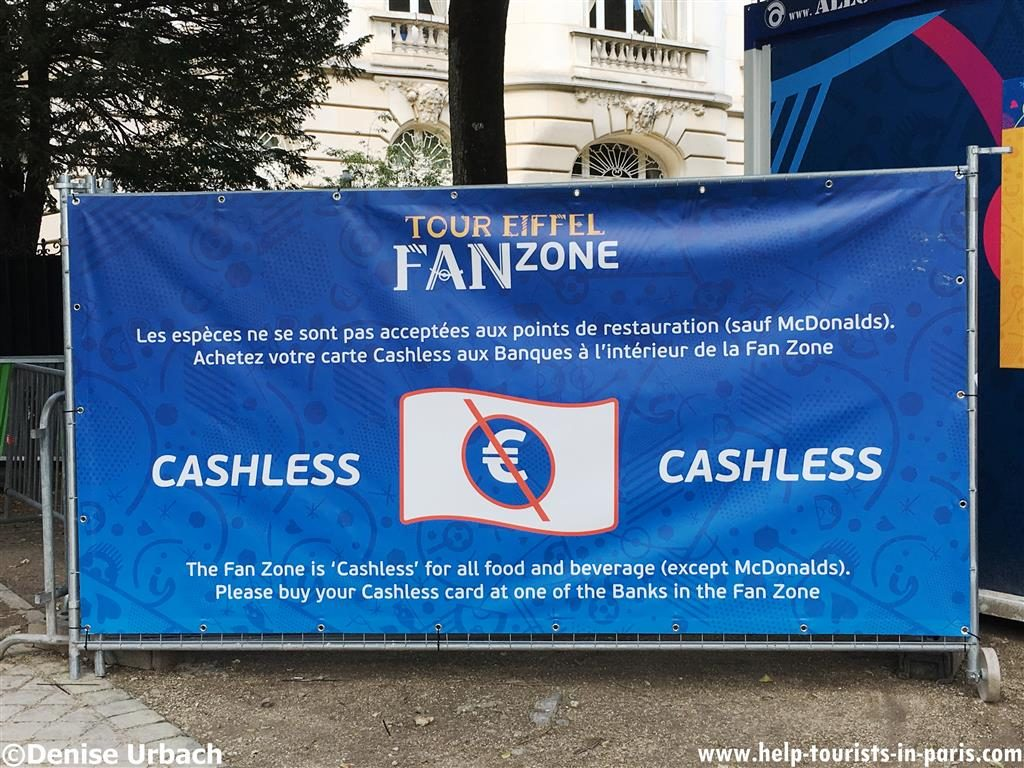 Fanzone Paris