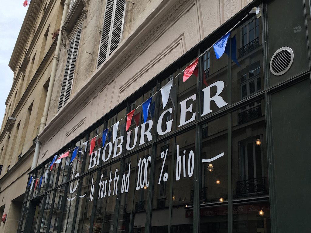 Bioburger Paris