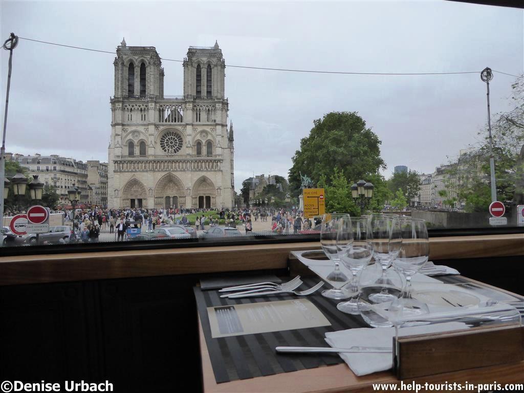 Notre-Dame Bustronome Paris
