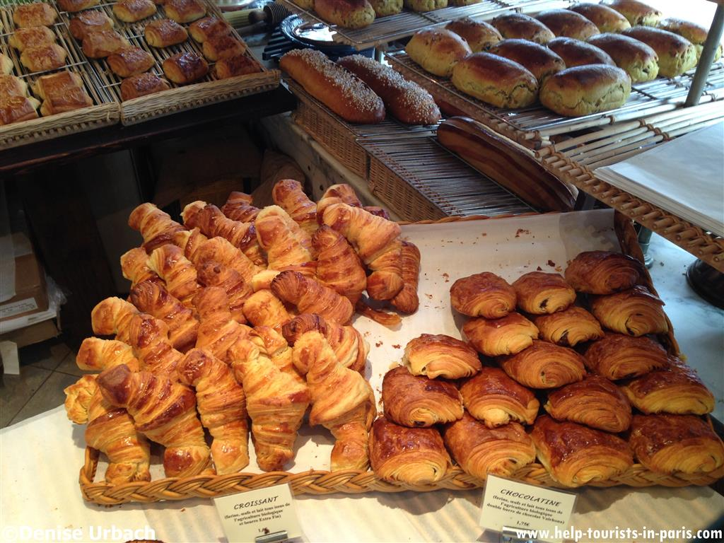 Boulangerie Du Pain et des Idees Paris