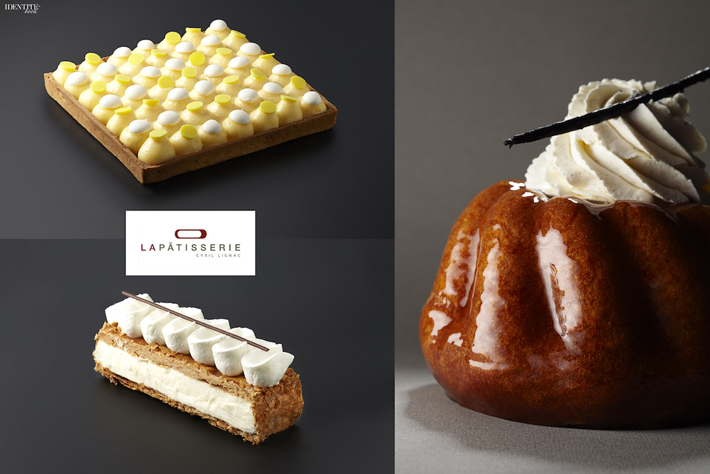 Cyril Lignac Patisserie Paris