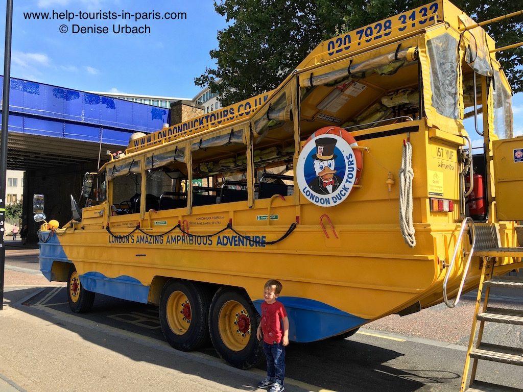 duck-tour-london