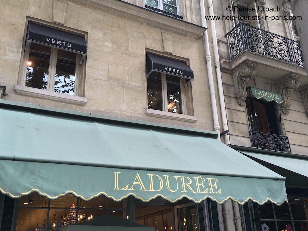 Macaron Laduree Paris