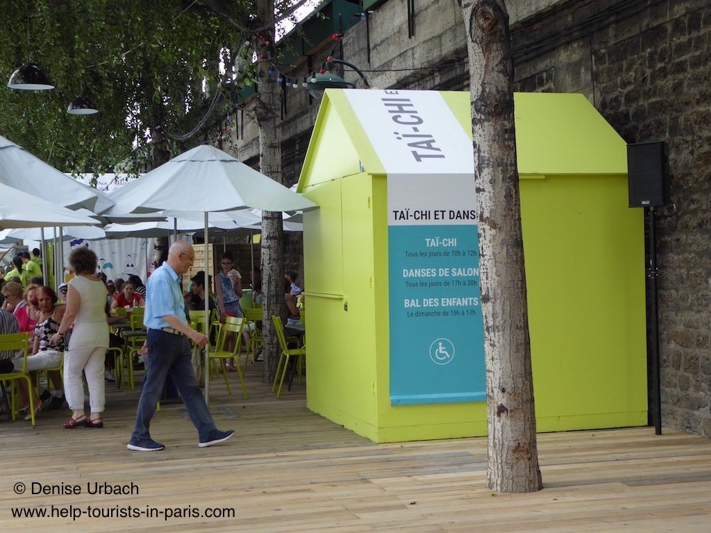 Paris Plages 2016 in Paris