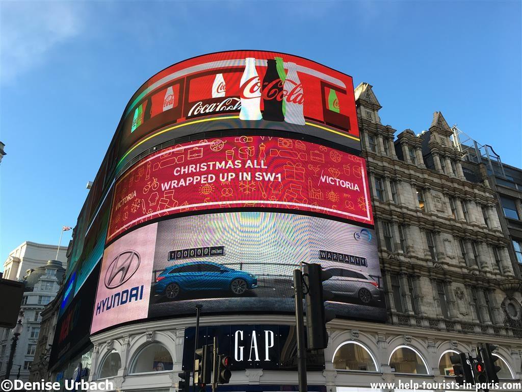 Werbung London