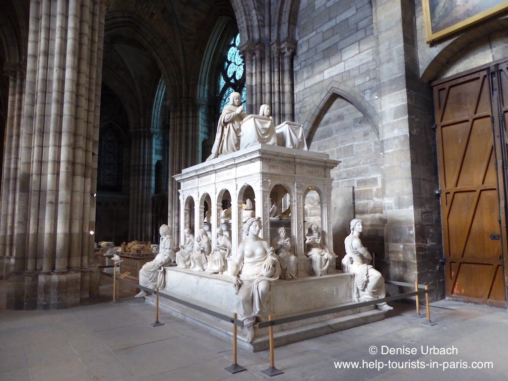 grab-basilika-saint-denis-in-paris
