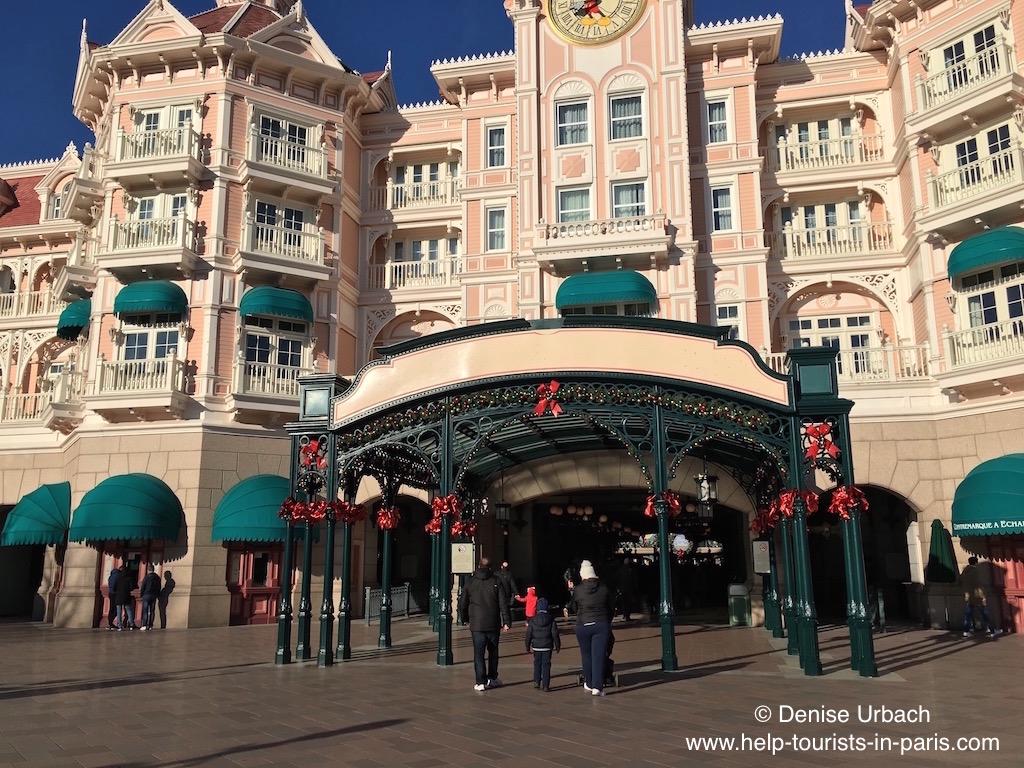 Disneyland Paris Hotel Wo Man Im Disneyland Paris Ubernachten Kann