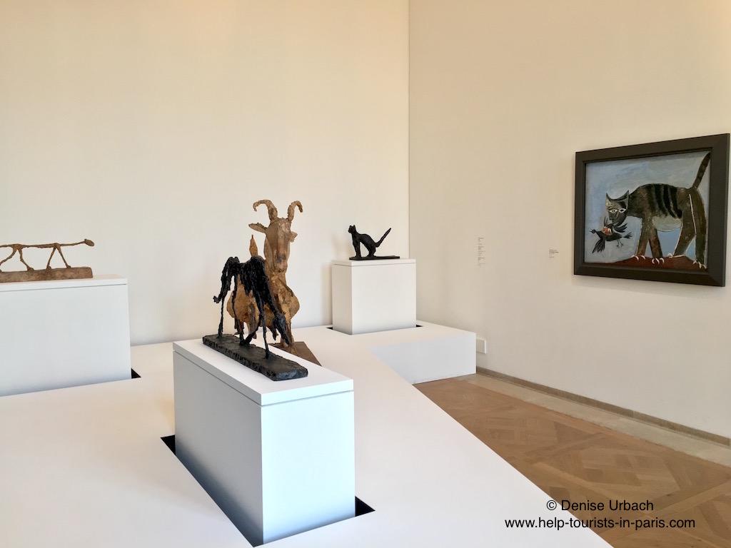 Ausstellungshalle Picasso Museum Paris