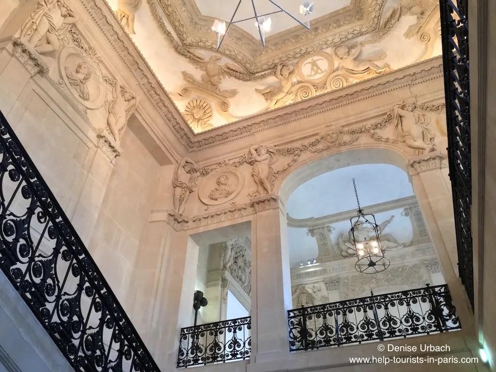 Im Inneren des Picasso Museum Paris