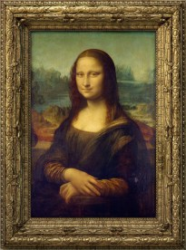 Paris Louvre Mona Lisa