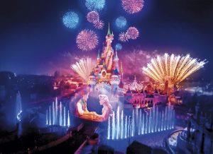 Paris Disney Dreams