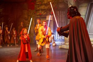 Jedi Training Academy Disneyland Paris