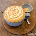 Guter Kaffee trinken Paris