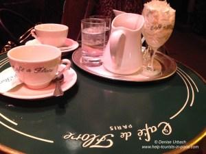 Heisse Schokolade Paris