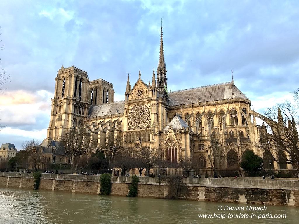 Notre Dame an der Seine