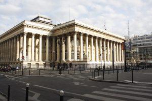 Alte Pariser Börse