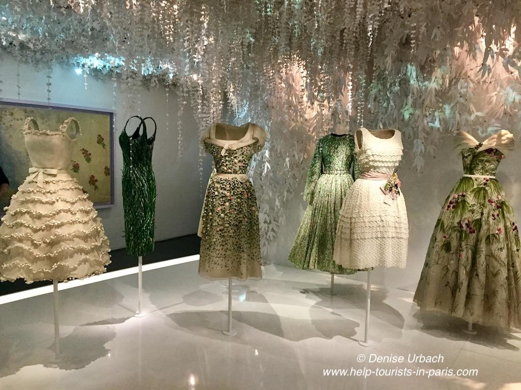 Musée des Arts Décoratifs Dior Ausstellung