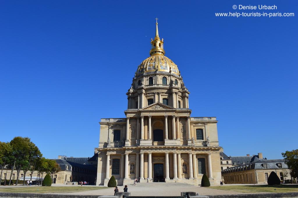 Invalidendom Paris im ganzen