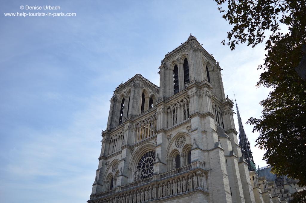 Notre Dame Paris Türme