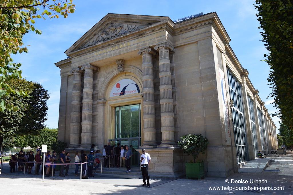 Orangerie Museum Tuileriengarten